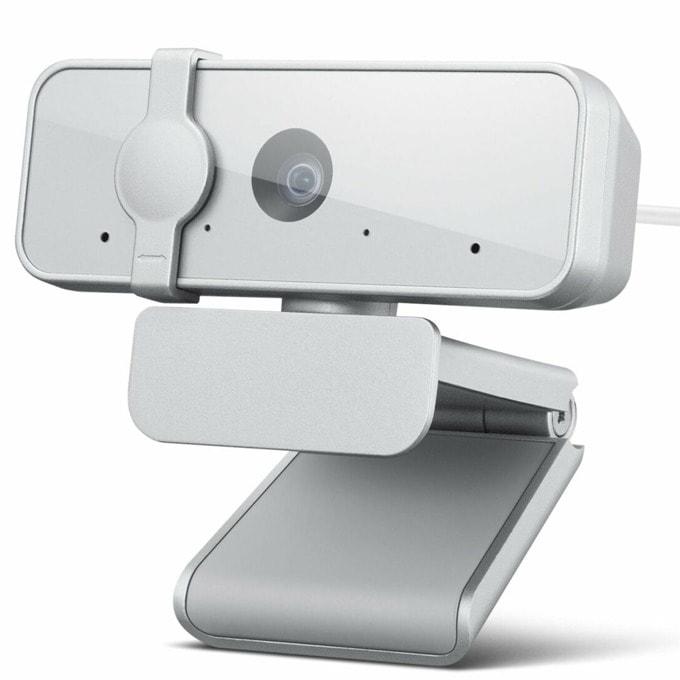 Lenovo 300 FHD WebCam Cloud Grey