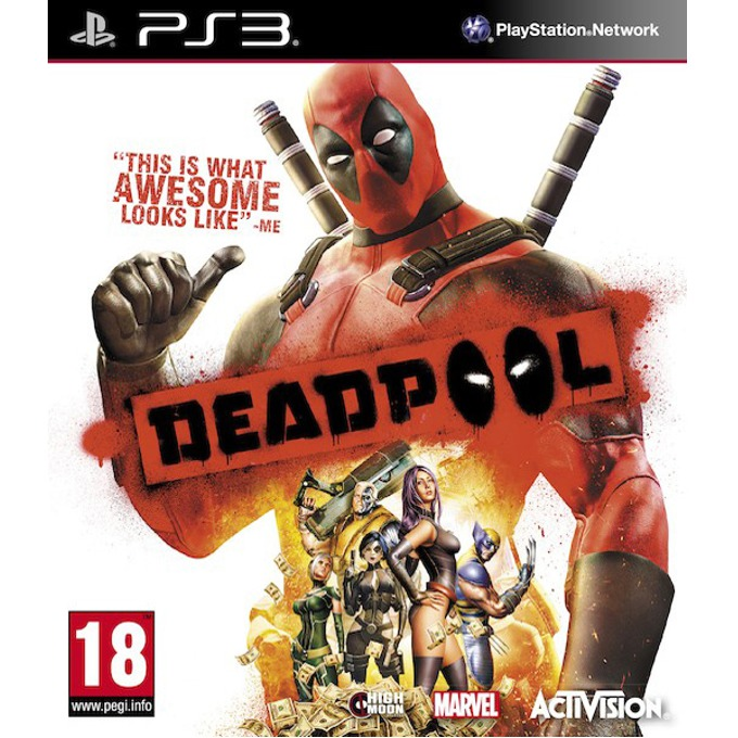 Deadpool, за PlayStation 3 image