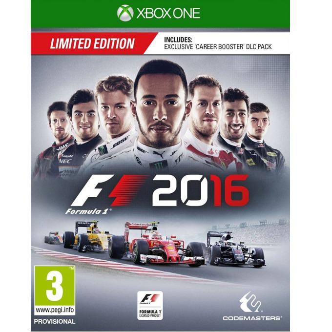 F1 2016, за Xbox One image