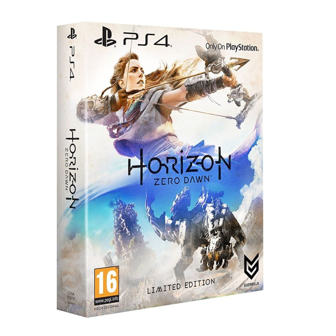 Horizon: Zero Dawn Limited Edition product