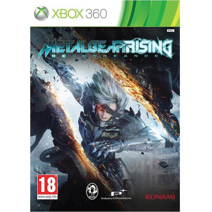 Metal Gear Rising: Revengeance, за XBOX360 image