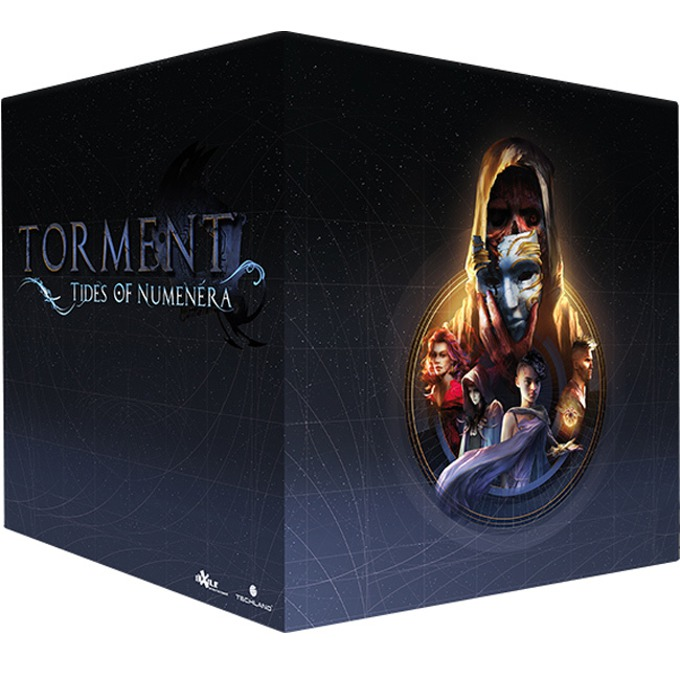 Игра Torment: Tides of Numenera Collectors Edition, за PC image