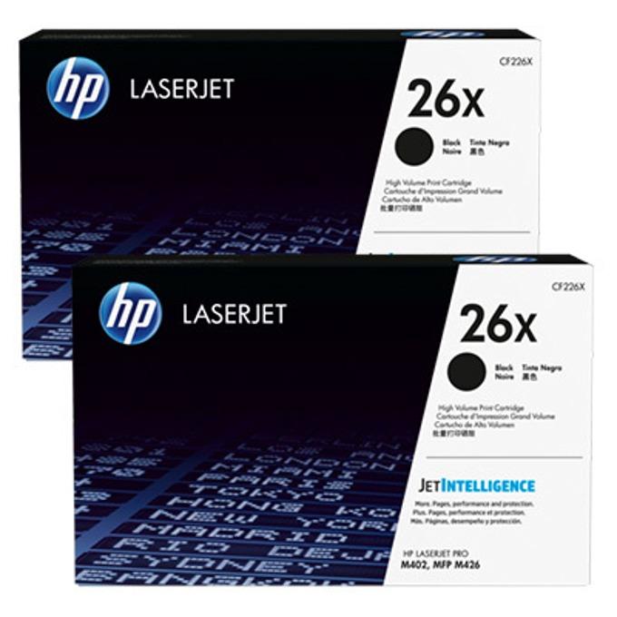 HP 26X (CF226XD) Black product