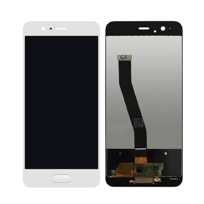 Дисплей за Huawei P10, с тъч, бял image