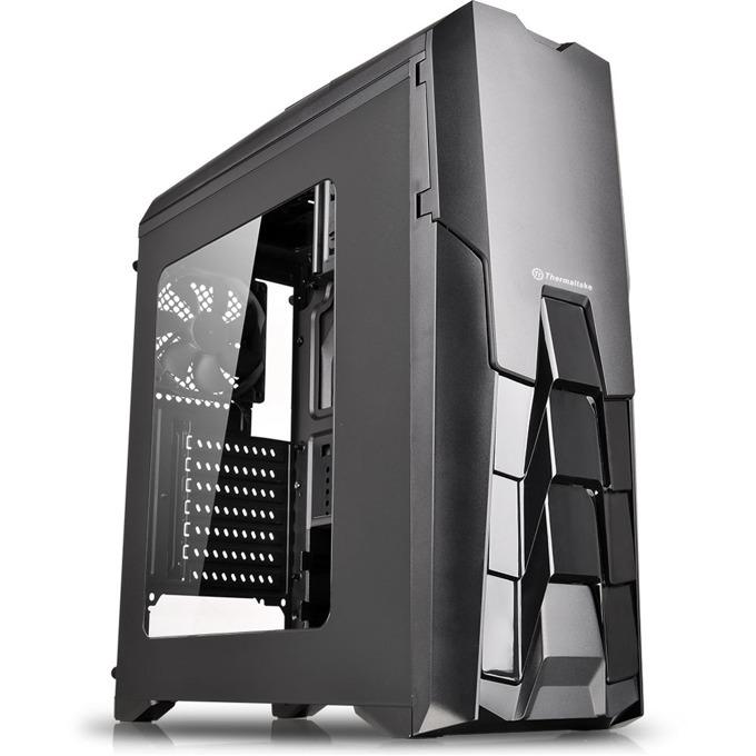 "Настолен компютър PC ""Cyborg 3"", четириядрен Coffee Lake Intel Core i3-8100 3.60GHz, GF GTX 1060 3GB (DP), 8GB DDR4, 1TB HDD, 4x USB 3.1 (Gen 1), Free DOS image"