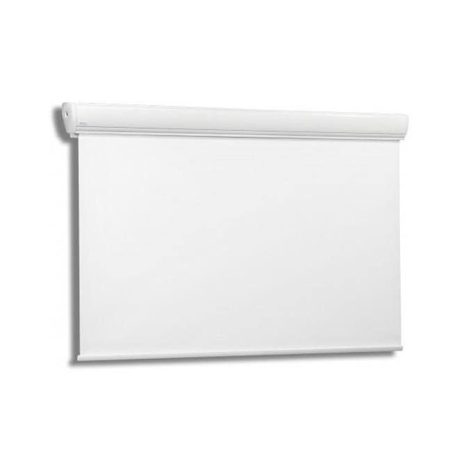 "Екран Avers AKUSTRATUS 2 30-17 MG, стенен/таванен монтаж, Matt Grey, 300 x 169 см, 131"" (332.74 cm), 16:9 image"
