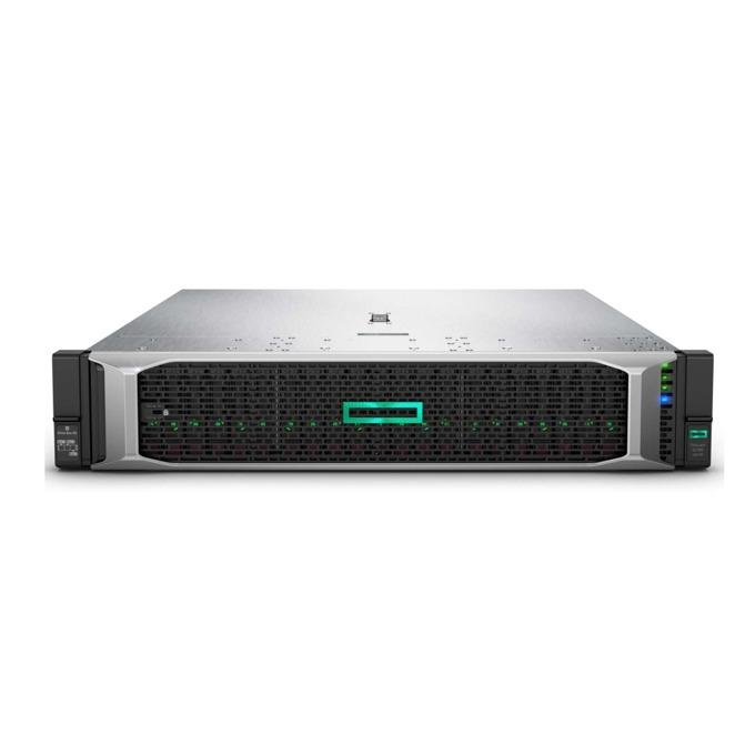 Сървър HPE DL380 G10 (826567-B21), 2x шестнадесетядрени Skylake Intel Xeon Gold 6130 2.1/3.7 GHz, 64GB DDR4, No HDD, 4x 1 GbE, без OS, 2x 800W  image