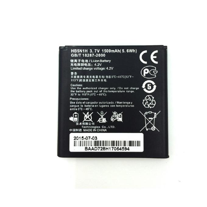 Батерия (заместител) Huawei HB5N1H за Huawei Ascend Y310 HQ, 1800mAh/3.7V image