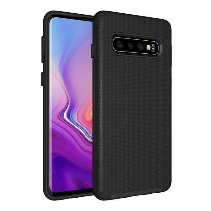Калъф за Samsung Galaxy S10, Eiger North Case, поликарбонатов, удароустойчив, черен image
