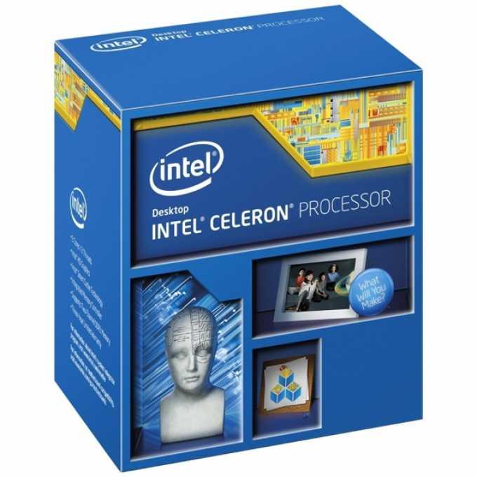 Процесор Intel Celeron G1820 двуядрен (2.7 GHz, 2MB L3, 1.05GHz GPU, LGA1150) BOX, с охлаждане image