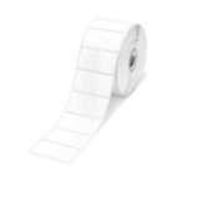 ЛЕНТА ЗА ЕТИКЕТНИ ПРИНТЕРИ BROTHER ТИП RD-S05E1 White Paper Label Roll, 1552 labels per roll, 51x26 mm - P№RDS05E1 image