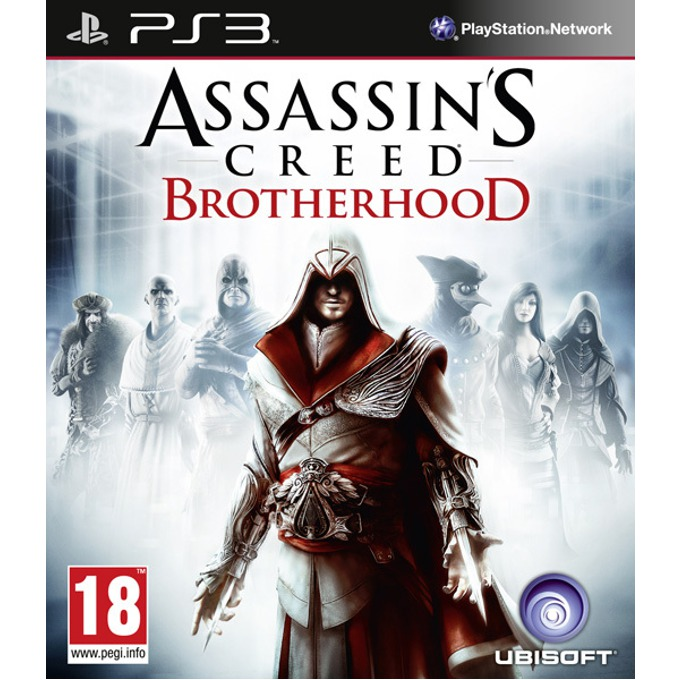 Assassin's Creed: Brotherhood, за PlayStation 3 image