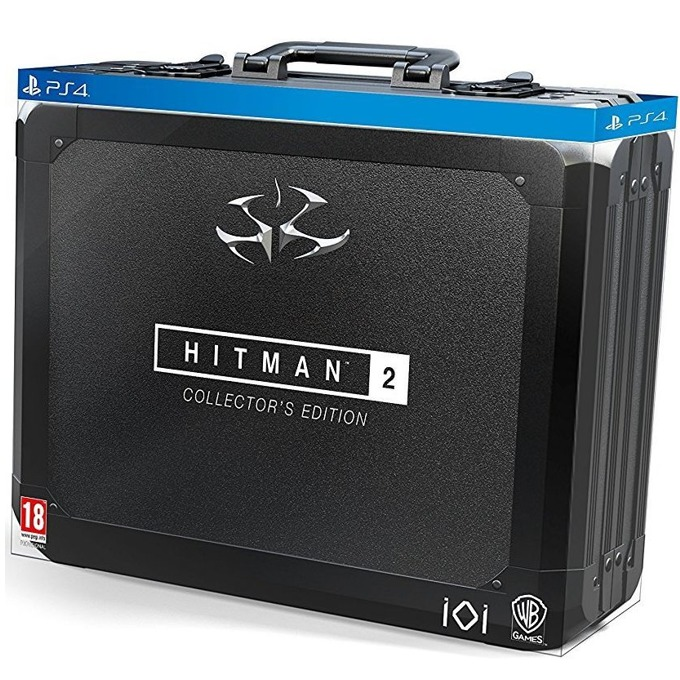 Hitman 2 Collectors Edition (PS4) product