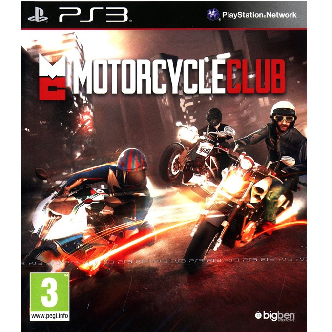 Motorcycle Club, за PS3 image
