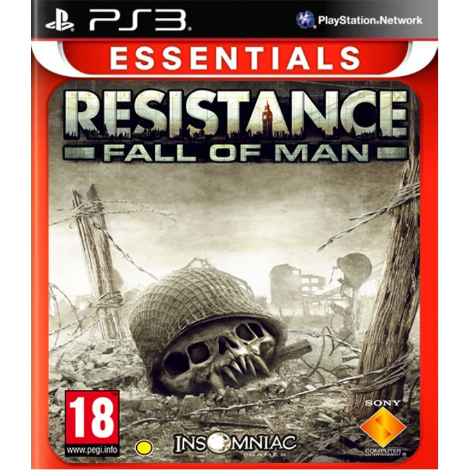 Resistance: Fall of Man - Essentials, за PlayStation 3 image