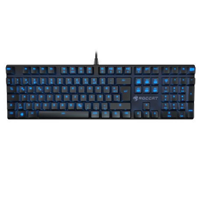 Клавиатура Roccat Suora, гейминг, механична, черна, USB image