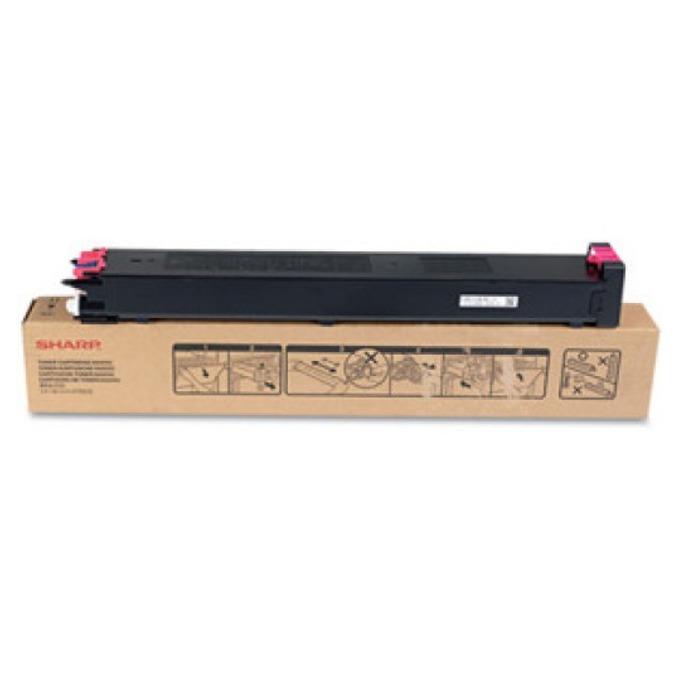 Касета за Sharp MX-23GTMA - Magenta - MX23GTMA - Заб.: 10 000k image