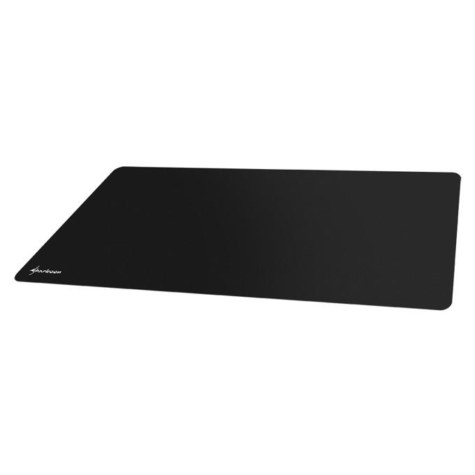 Подложка за мишка Sharkoon S1337 Gaming Mat XXL, гейминг, черна, 900 x 400 x 2.4 mm image