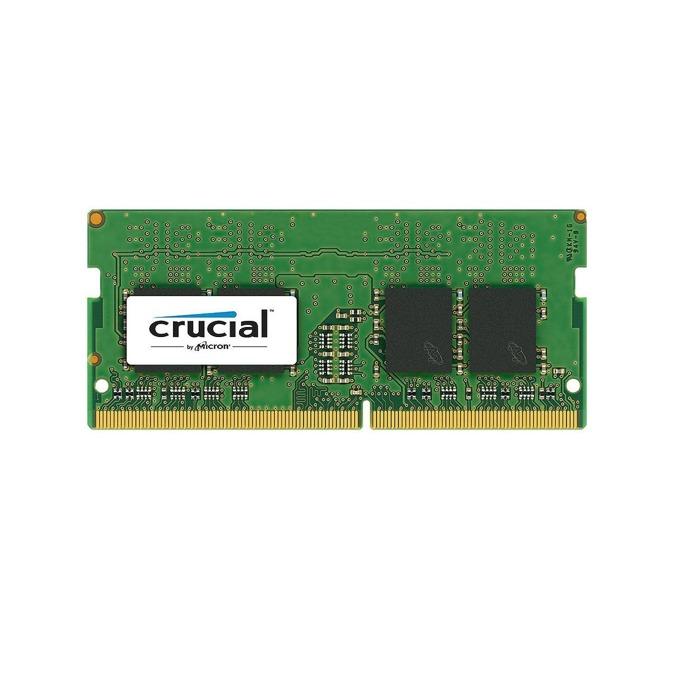 Памет 8GB DDR4 2666MHz, SO-DIMM, Crucial CT8G4SFS8266, 1.2V image