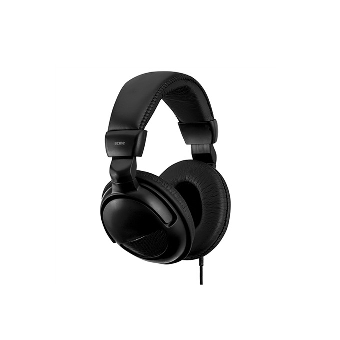 Слушалки Acme CD850, микрофон, 20 Hz – 20 kHz, 2.10 m кабел, черни image