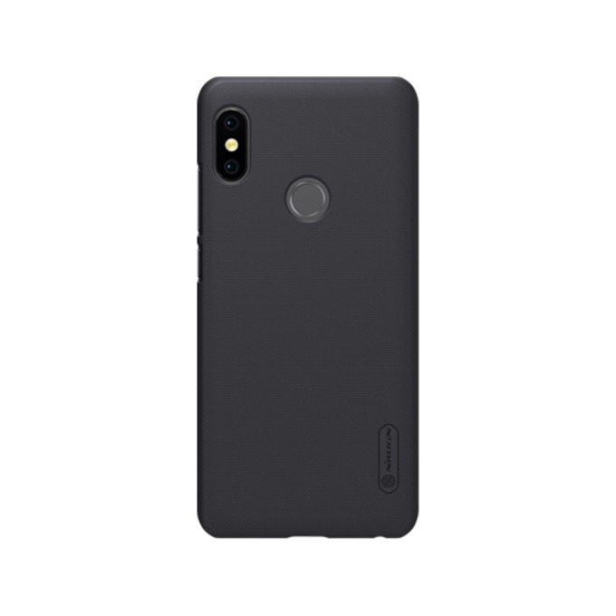 Калъф за Xiaomi Redmi Note 6 Pro, пластмаса, Nillkin, черен image