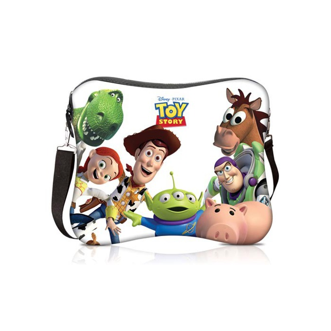 "Чанта за лаптоп DISNEY Toy Story до 10""(25.4 cm), картинки image"