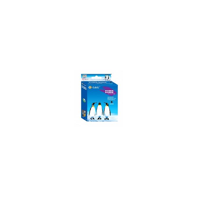 ГЛАВА ЗА Epson Stylus Office BX305F/BX305FW;Epson Stylus S22/SX125/SX420W/SX425W - Black - T1281 - G&G - Неоригинален заб.: 10ml. image