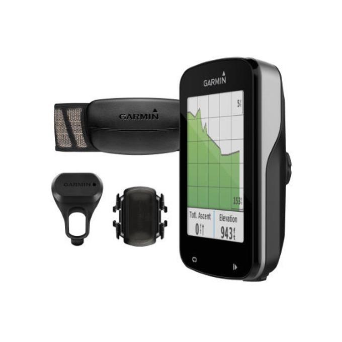 "Навигация за велосипед Garmin Edge® 820 Bundle, 2.3"" (5.84 cm) дисплей, водоустойчив IPX7, карта Garmin Cycle, Wi-Fi image"