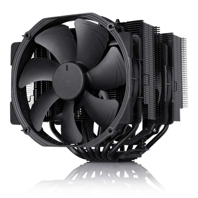 Noctua CPU Cooler NH-D15 chromax.black