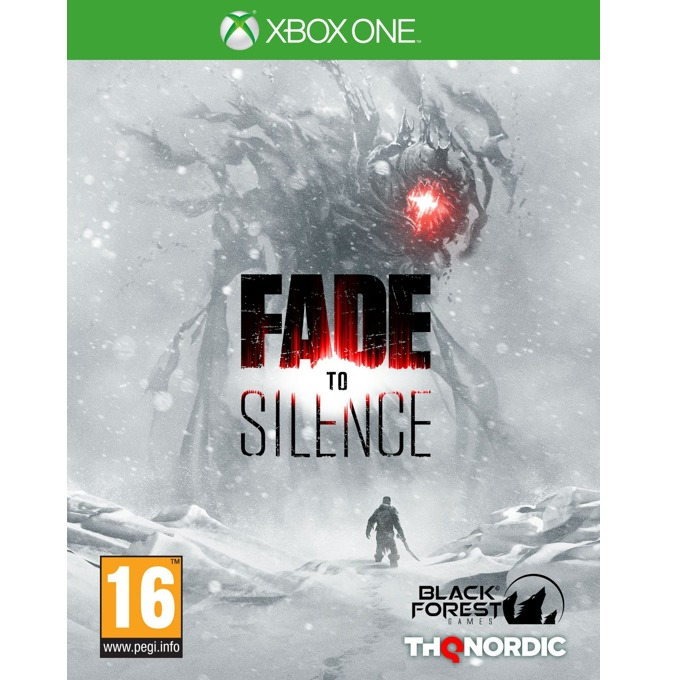 Fade to Silence Xbox One product