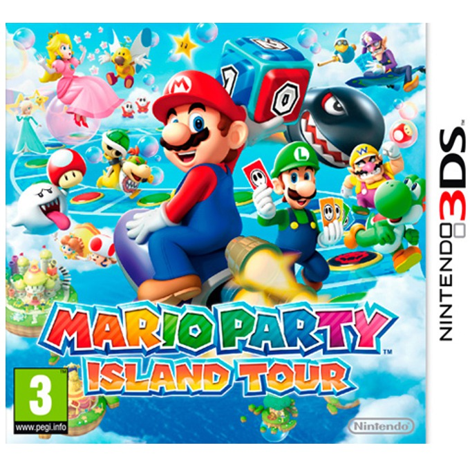 Mario Party: Island Tour, за 3DS image