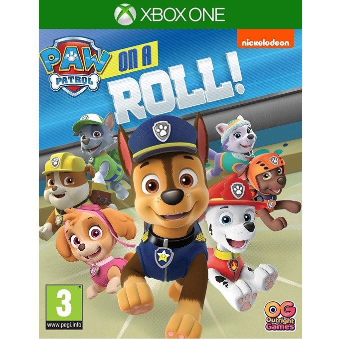Paw Patrol: On a Roll, за Xbox One image
