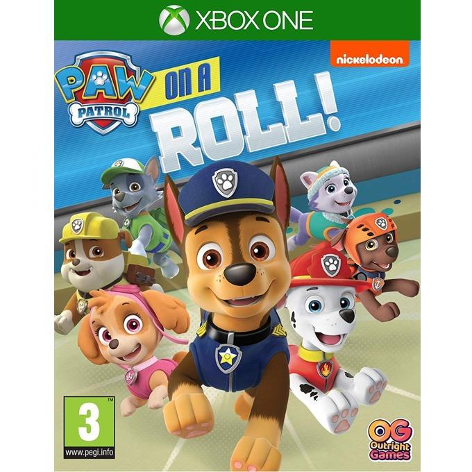 Игра за конзола Paw Patrol: On a Roll, за Xbox One image
