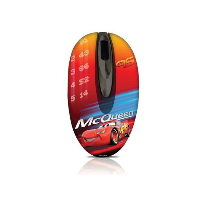 """Мишка Disney """"Cars"""", жична, 1000dpi, оптична, USB image"""