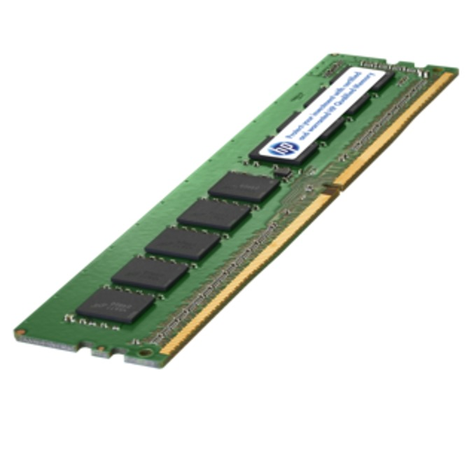 8GB DDR4 2133MHz, HPE 805669-B21, Unbuffered, 1.2V, памет за сървър image