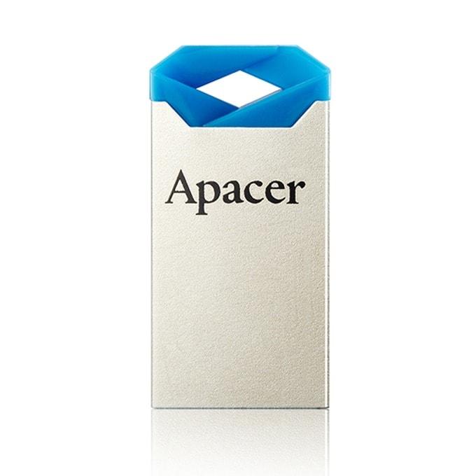 Памет 32GB USB Flash Drive, Apacer AH111, USB 2.0, син image