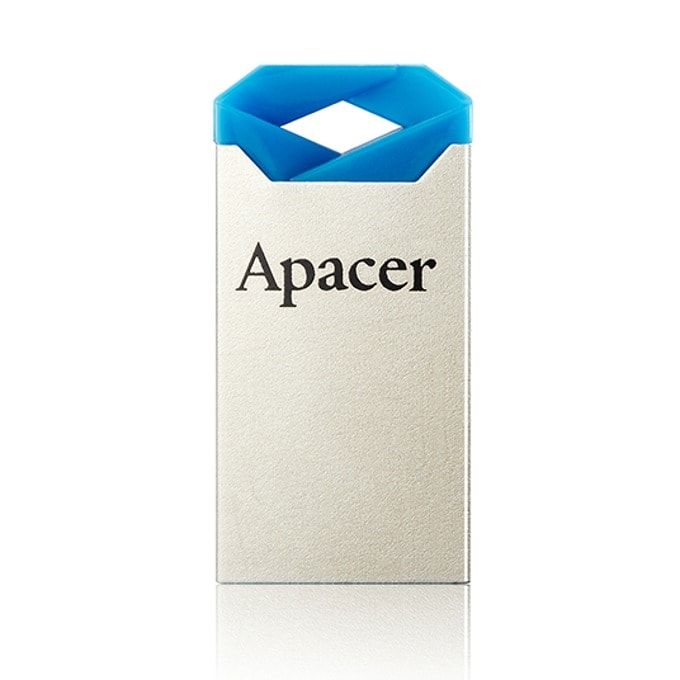 Памет 32GB USB Flash Drive, Apacer AH111, USB 2.0, син image