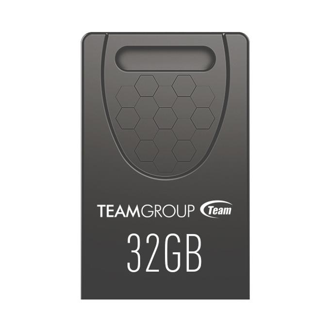 Памет 32GB USB Flash Drive, Team Group C157, USB 3.1, черна image