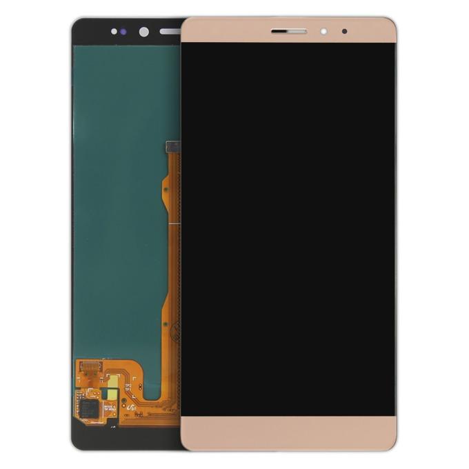 Дисплей за Huawei Mate S, с тъч, златист image