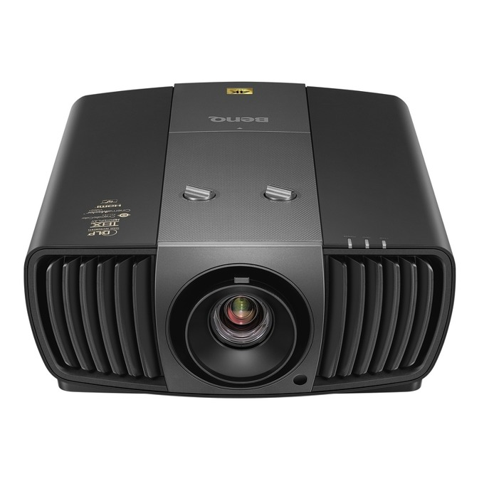 Проектор BenQ W11000, DLP, 4K Ultra HD (3840 x 2160), 50,000:1, 2200lm, 2x HDMI, 1x USB (mini B), 1x LAN image