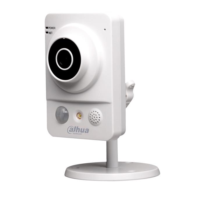"IP камера Dahua IPC-KW100AP, Насочени (""bullet"") камера, 1.3mpix, 720p(1280@720@30fps), 3.6mm обектив, H.264, IR осветеност до 10m image"