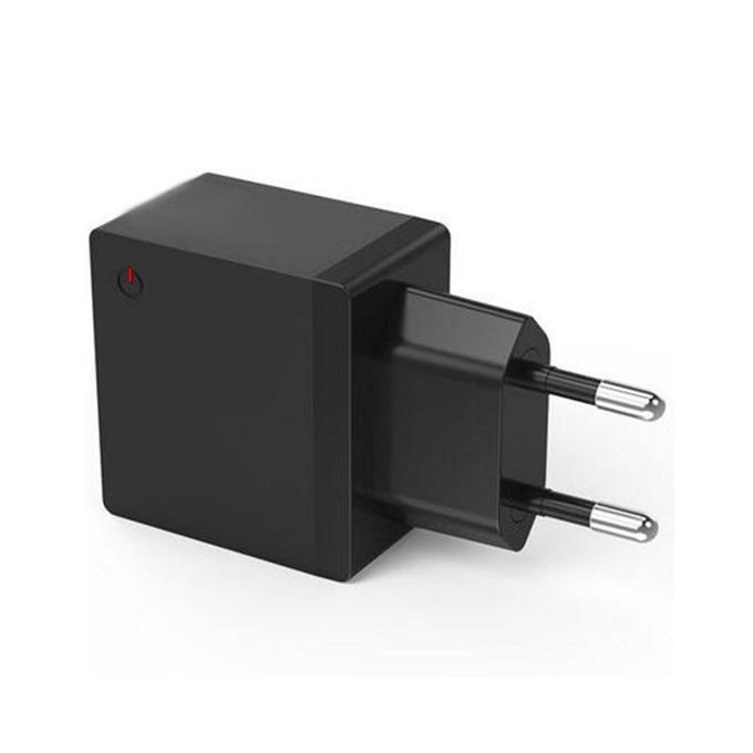 Зарядно устройство iWalk Leopard 3.0, от контакт към USB (ж), Quick Charge 3.0, 5V, 2.4A, черно image