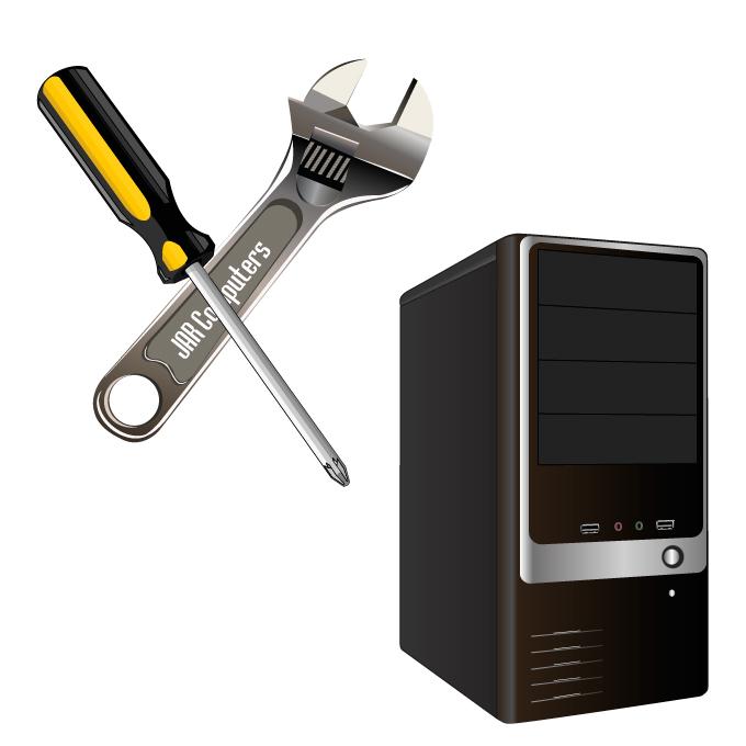 Монтаж/демонтаж на компонент (HDD/RAM/CD/FAN/PSU) image