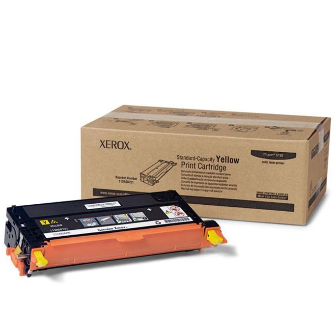 КАСЕТА ЗА XEROX Phaser 6180/6180MFP/N/D - Yellow product