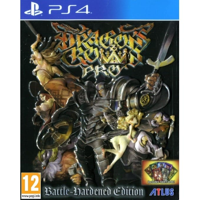 Dragons Crown Prо - Battle Hardened Edition PS4 product