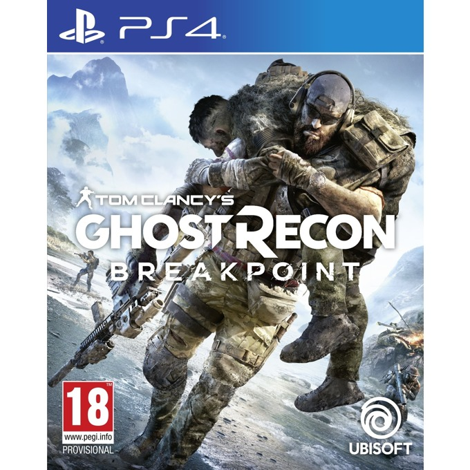 Tom Clancys Ghost Recon Breakpoint PS4 product