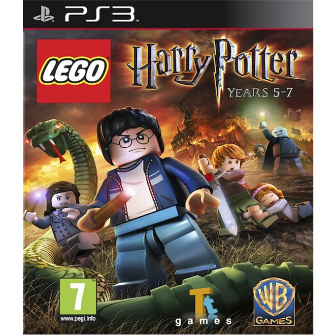 Игра за конзола LEGO Harry Potter: Years 5-7, за PlayStation 3 image