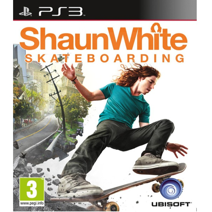 Shaun White Skateboarding (3D съвместимост), за PlayStation 3 image
