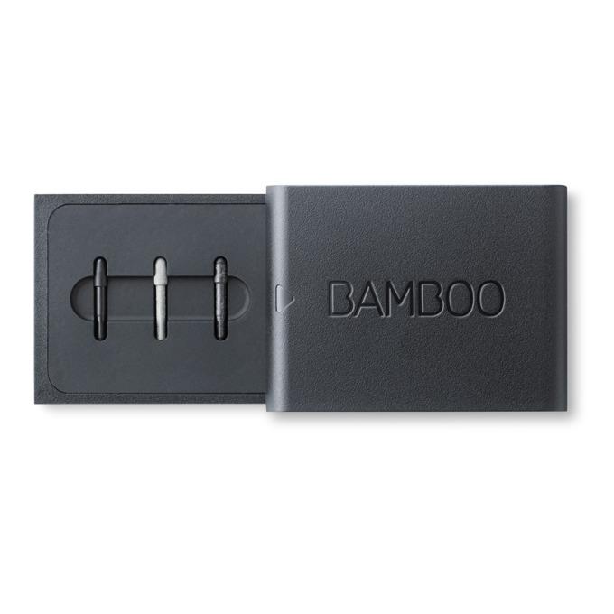 Резервни писци Wacom Nib kit, съвместими с Bamboo Ink image