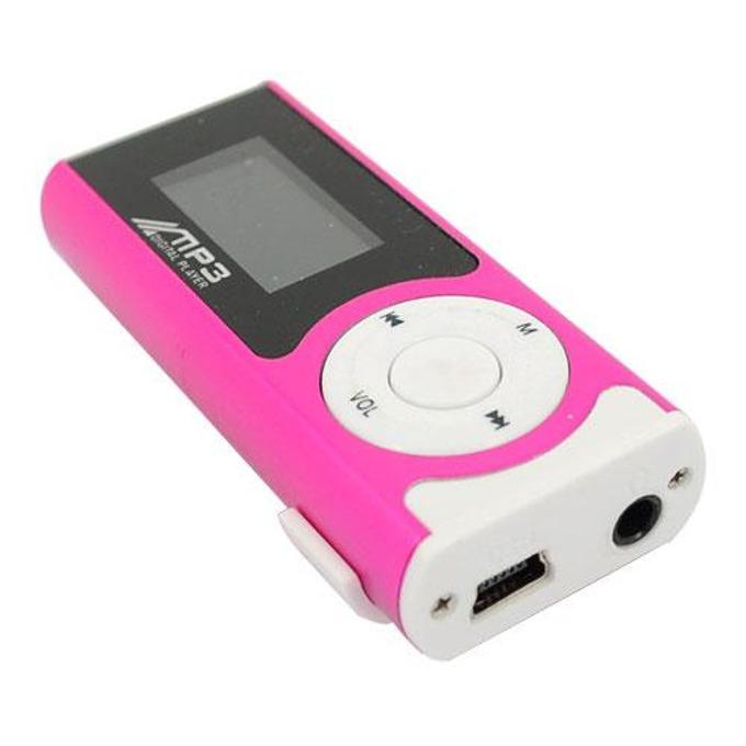 MP3 Плеър с дисплей - 8011